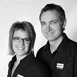 Sandra und Ralf Maurer, Leder Maurer